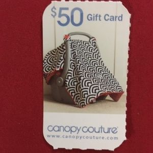 Canopy Couture  $50 Gift Card